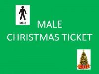 """Male"" Eve of Christmas Eve Ball 23rd December 2020 Tylney Hall Leatherhead"