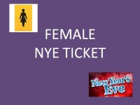 FEMALE TICKETS ONLY  New Years Eve 31st December 2020 Tylney Hall Leatherhead