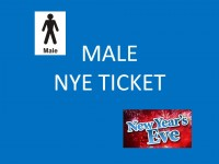 MALE TICKETS ONLY  Spectacular New Years Eve 31st December 2020 Tylney Hall Leatherhead